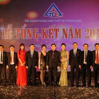 Tập đoàn Thang máy Thiết bị Thăng Long: Lễ Tổng kết 2014