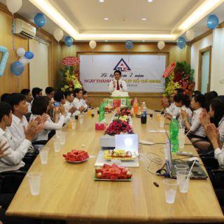 Thang Long TLE Group: Lễ kỷ niệm 7 năm thành lập Chi nhánh Hồ Chí Minh