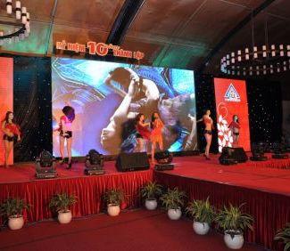 Lễ kỷ niệm 10 năm thành lập - TLE Group - Đại lý cung cấp thang máy Mitsubishi chính hãng