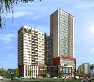 CTM Building – 139 Cầu Giấy, Hà Nội - TLE Group - Đại lý cung cấp thang máy Mitsubishi chính hãng