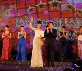 """Lễ tổng kết 2014 – Gala """"Sự đăng quang của các Quý bà"""" - TLE Group - Đại lý cung cấp thang máy Mitsubishi chính hãng"""