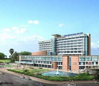 Bệnh viện đa khoa Cần Thơ - TLE Group - Đại lý cung cấp thang máy Mitsubishi chính hãng