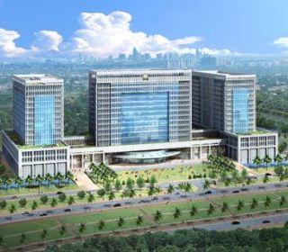 Trụ sở Bộ Ngoại Giao – Hà Nội - TLE Group - Đại lý cung cấp thang máy Mitsubishi chính hãng