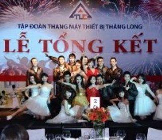 """Lễ tổng kết 2013 – Gala """"Vũ điệu Thăng Long TLE"""" - TLE Group - Đại lý cung cấp thang máy Mitsubishi chính hãng"""