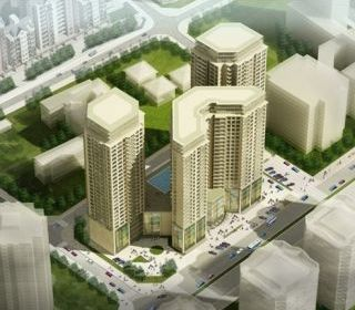 Tổ hợp chung cư cao tầng và dịch vụ N04 – Hà Nội - TLE Group - Đại lý cung cấp thang máy Mitsubishi chính hãng