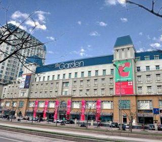 The Garden Mall – Hà Nội & The Manor – Hồ Chí Minh - TLE Group - Đại lý cung cấp thang máy Mitsubishi chính hãng
