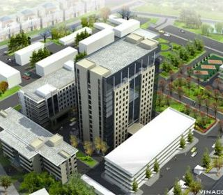 Bệnh viện đa khoa TW Thái Nguyên - TẬP ĐOÀN THANG MÁY THIẾT BỊ THĂNG LONG