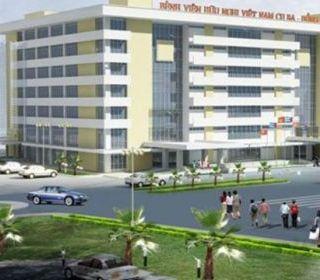 Bệnh viện hữu nghị Việt Nam Cu Ba – Quảng Bình - TẬP ĐOÀN THANG MÁY THIẾT BỊ THĂNG LONG