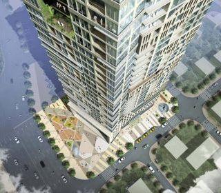 Chung cư cao cấp N10 – Khu đô thị mới Dịch Vọng, Cầu Giấy, Hà Nội - TẬP ĐOÀN THANG MÁY THIẾT BỊ THĂNG LONG