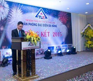 Lễ tổng kết Văn phòng đại diện Đà nẵng - TLE Group - Đại lý cung cấp thang máy Mitsubishi chính hãng