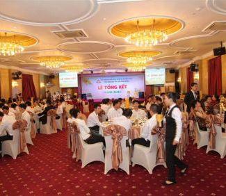 Lễ tổng kết Chi nhánh Hồ Chí Minh 2015 - TLE Group - Đại lý cung cấp thang máy Mitsubishi chính hãng
