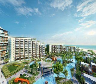 Khu nghỉ dưỡng 5 sao  J.W Marriott Phú Quốc - TLE Group - Đại lý cung cấp thang máy Mitsubishi chính hãng