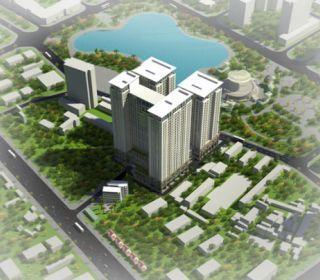 Home City – 177 Trung Kính, Hà Nội - TLE Group - Đại lý cung cấp thang máy Mitsubishi chính hãng