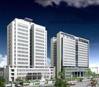 Trụ sở công an TP Hồ Chí Minh - TLE Group - Đại lý cung cấp thang máy Mitsubishi chính hãng