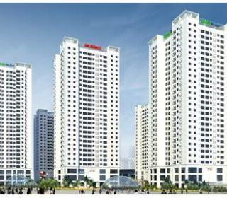 CT2 – Khu đô thị Thành phố Giao lưu - TẬP ĐOÀN THANG MÁY THIẾT BỊ THĂNG LONG