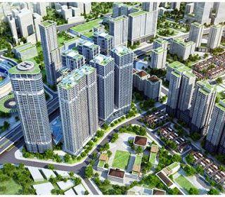 CT2- Dự án khu đô thị mới Kim Văn, Hà Nội - TẬP ĐOÀN THANG MÁY THIẾT BỊ THĂNG LONG