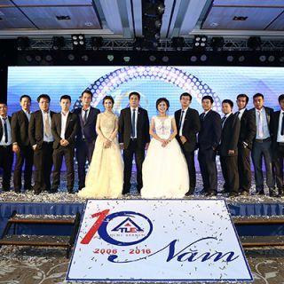 Lễ kỷ niệm 10 năm thành lập Chi nhánh Tập Đoàn Thang Máy Thiết bị Thăng Long tại TP. HCM