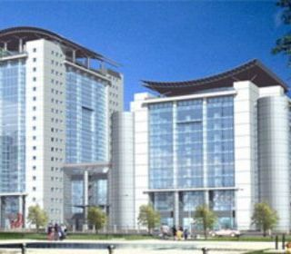 Nhà trung tâm đào tạo – Trường Đại học Kinh tế Quốc dân - TLE Group - Đại lý cung cấp thang máy Mitsubishi chính hãng