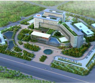 Bệnh viện đa khoa Thái Bình - TẬP ĐOÀN THANG MÁY THIẾT BỊ THĂNG LONG
