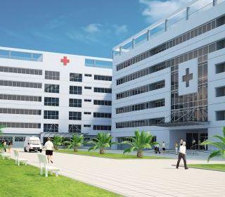 Bệnh viện Đa khoa Phúc Yên - TẬP ĐOÀN THANG MÁY THIẾT BỊ THĂNG LONG