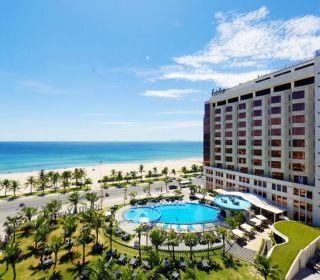 Khách sạn Holiday Beach, Đà Nẵng - TẬP ĐOÀN THANG MÁY THIẾT BỊ THĂNG LONG