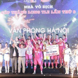 Lễ bế mạc Giải bóng đá cúp Thăng Long TLE lần thứ 6