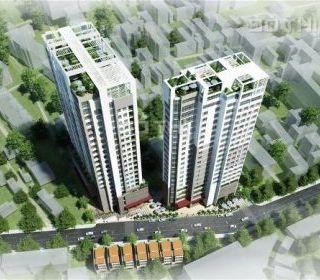 Khu văn phòng và nhà ở – 536A Minh Khai, Hai Bà Trưng, Hà Nội - TLE Group - Đại lý cung cấp thang máy Mitsubishi chính hãng
