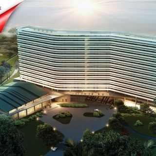 TLE cung cấp 18 thang máy Mitsubishi cho công trình Khách sạn Movenpick, khách sạn Radision Blu & Condotel Nha Trang