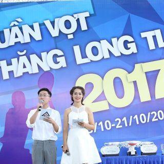 Lễ khai mạc Giải Quần vợt Cúp Thăng Long TLE 2017 – Bùng cháy với những trận đấu đỉnh cao