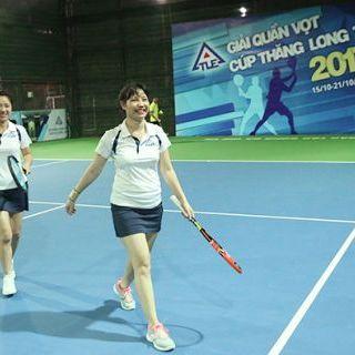 Giải Quần vợt Cúp Thăng Long TLE 2017: Bán kết các nội dung thi đấu