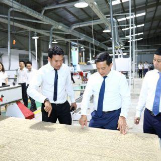 Lễ Khánh thành Nhà máy sản xuất nội thất  Công ty cổ phần Kiến trúc Thăng Long Hà Nội