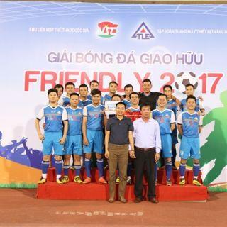 """Trận Bóng Giao Hữu """"Friendly 2017"""""""
