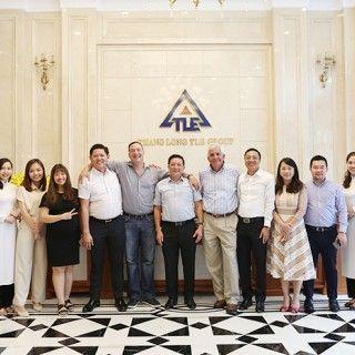 Tập đoàn Thang máy Thiết bị Thăng Long trao đổi hợp tác kinh doanh, thắt chặt mối quan hệ với doanh nghiệp Mỹ