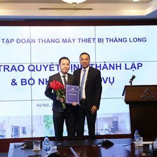 bổ nhiệm Trưởng Phòng Kinh doanh 2: Sự tin tưởng của ban lãnh đạo Tập đoàn dành cho Ông Trần Trọng Phương