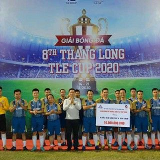 GIẢI CHAIRMAN THANG LONG TLE CUP 2020: TT QLCL & BHBT GIÀNH CHIẾN THẮNG TRONG LOẠT SÚT PHẠT PENALTY