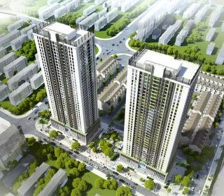 Nhà CT1-CT2 A10 KĐT Nam Trung Yên - TLE Group - Đại lý cung cấp thang máy Mitsubishi chính hãng