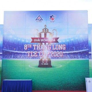 LỄ KHAI MẠC GIẢI BÓNG ĐÁ THANG LONG TLE CUP 2020_ LẦN THỨ 8: GIẢI ĐẤU TRONG CHIỀU THU TUYỆT ĐẸP.
