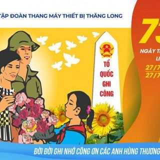 Thang Long TLE Group: Vietnam's war Invalids and Martyrs Day