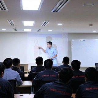 Đào tạo kỹ thuật & An toàn lao động cho công nhân tại Thang Long TLE Group