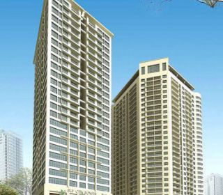 Tháp Sky City (Sky City Tower) – Hà Nội - TLE Group - Đại lý cung cấp thang máy Mitsubishi chính hãng