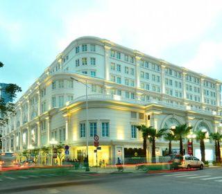 Vincom B Eden – TP. Hồ Chí Minh - TLE Group - Đại lý cung cấp thang máy Mitsubishi chính hãng