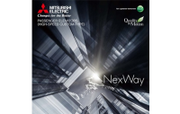 Thang máy Nexway High Speed | Thang máy chở khách tốc độ cao - TLE Group - Đại lý cung cấp thang máy Mitsubishi chính hãng
