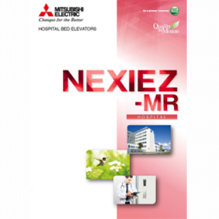 Thang bệnh viện Nexiez MR Hospital