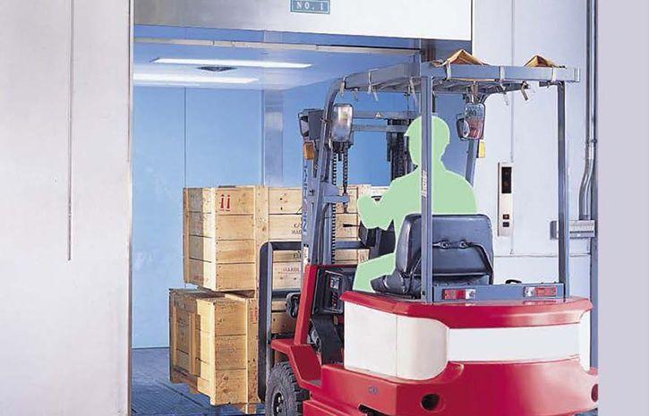 Thang máy tải hàng GFC-L2 - TẬP ĐOÀN THANG MÁY THIẾT BỊ THĂNG LONG