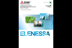 ELENESSA [Series-IP Version2] - TLE Group - Đại lý cung cấp thang máy Mitsubishi chính hãng