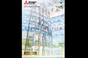 Thang quan sát Observation Elevators - TLE Group - Đại lý cung cấp thang máy Mitsubishi chính hãng