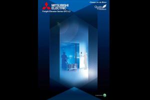 Thang máy tải hàng GFC L2 | Thang máy Mitsubishi - TLE Group - Đại lý cung cấp thang máy Mitsubishi chính hãng