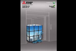 Thang máy tải hàng GFC-L3 - TLE Group - Đại lý cung cấp thang máy Mitsubishi chính hãng