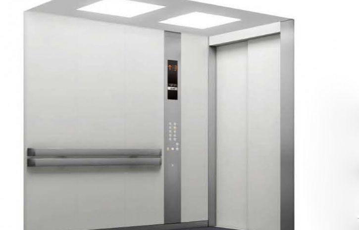 Thang bệnh viện Nexiez MR Hospital - TLE Group - Đại lý cung cấp thang máy Mitsubishi chính hãng