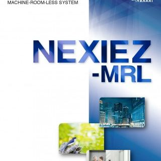 Thang máy Nexiez MRL